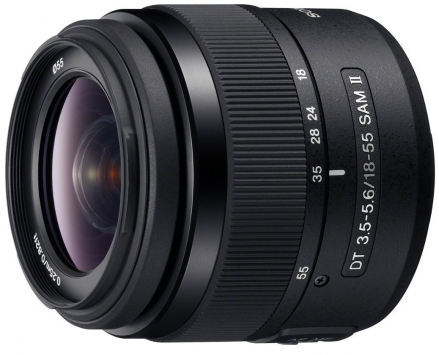 Sony SAL18552 18-55mm f/3.5-5.6 DT SAM II 1