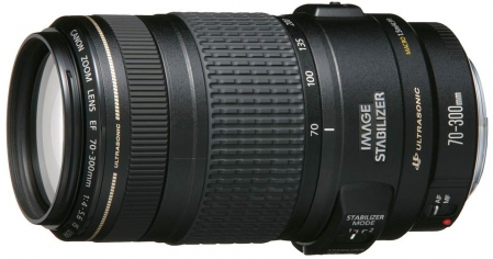 Canon EF 70-300 mm f/4-5.6 IS USM 2