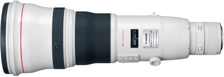Canon EF 800 mm f/5.6 L IS USM 2