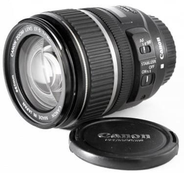 Canon EF-S 17-85 mm f/4-5.6 IS USM 1