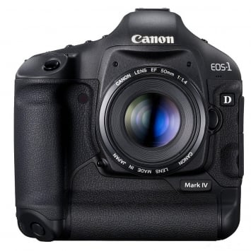 Canon EOS-1D Mark IV 2