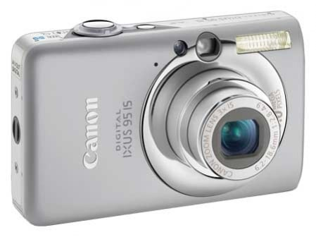 Canon IXUS 95 IS (PowerShot SD1200 IS) 1