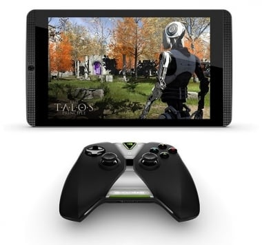 Nvidia Shield Tablet K1 3