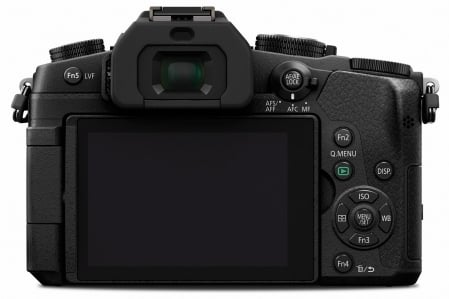 Panasonic Lumix DMC-G80 (G85) 8