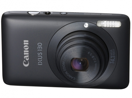Canon IXUS 130 IS (PowerShot SD1400 IS) 1