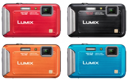 Panasonic LUMIX DMC-FT20 (TS20) 5