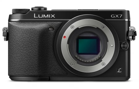 Panasonic Lumix DMC-GX7 2