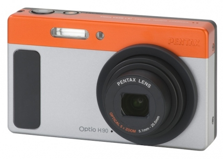 Pentax Optio H90 1