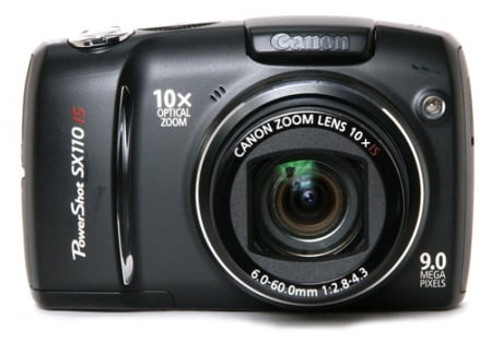 Canon PowerShot SX110 IS 1