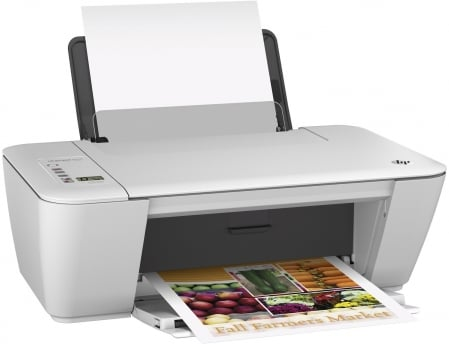 HP Deskjet 2540 Ink All-in-One 1
