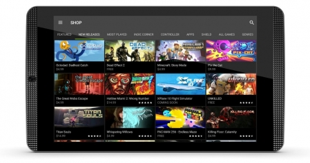 Nvidia Shield Tablet K1 1