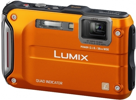 Panasonic Lumix DMC-FT4 (TS4) 1