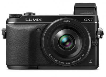 Panasonic Lumix DMC-GX7 3