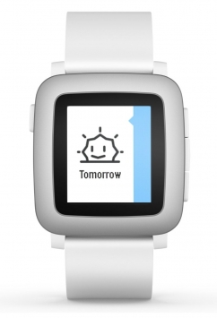 Pebble Time 7