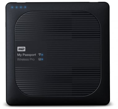WD My Passport Wireless Pro 1