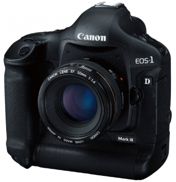 Canon EOS-1Ds Mark III 4
