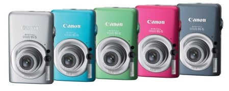 Canon IXUS 95 IS (PowerShot SD1200 IS) 4