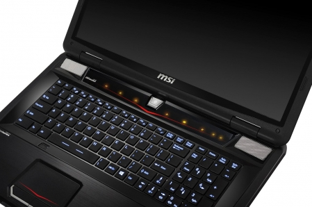 MSI GT70 2OL Workstation 3