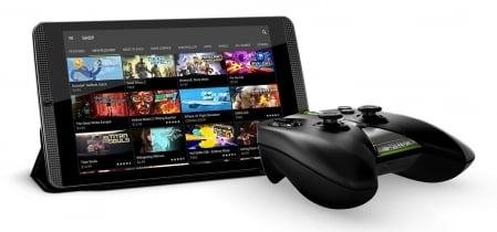 Nvidia Shield Tablet K1 7