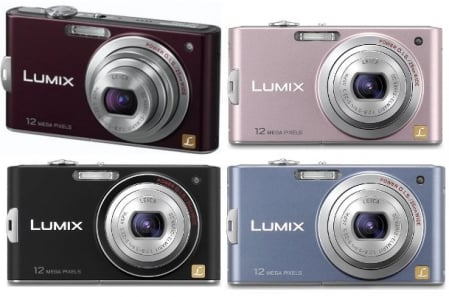 Panasonic Lumix DMC-FX60 4