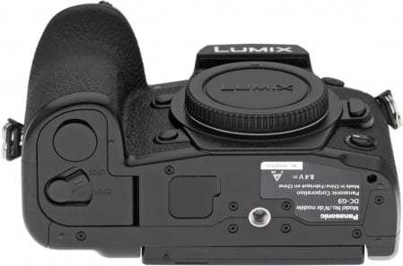 Panasonic Lumix DMC-G9 8