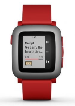Pebble Time 9