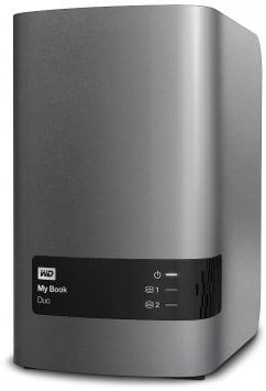 WD My Book Duo 5