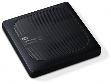 WD My Passport Wireless Pro 3