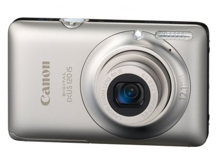 Canon IXUS 120 IS (PowerShot SD940 IS) 1