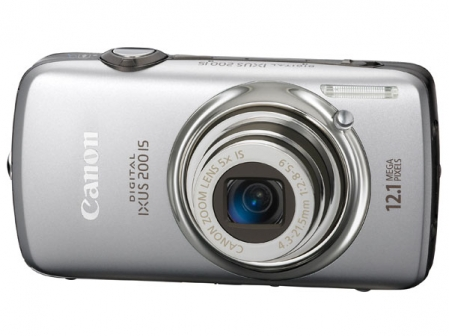 Canon IXUS 200 IS (PowerShot SD980 IS) 1