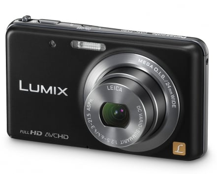 Panasonic Lumix DMC-FX80 1