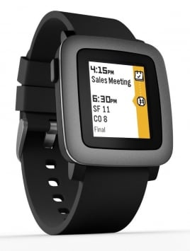Pebble Time 10