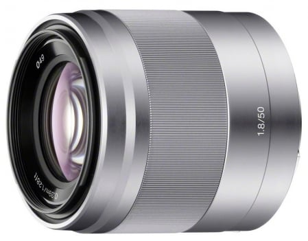 Sony SEL-50F18 E 50mm f/1.8 OSS 1