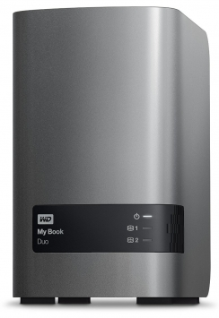 WD My Book Duo 1