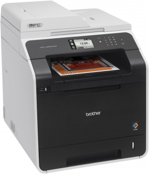 Brother MFC-L8600CDW 2