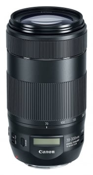 Canon EF 70-300 mm f/4-5.6 IS II USM 1