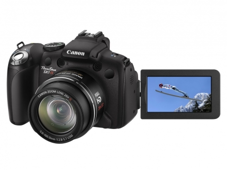 Canon PowerShot SX1 IS 4
