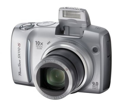 Canon PowerShot SX110 IS 4