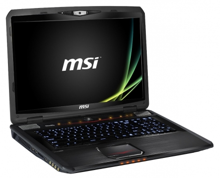 MSI GT70 2OL Workstation 5