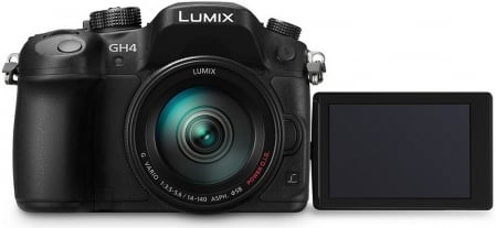 Panasonic Lumix DMC-GH4 5