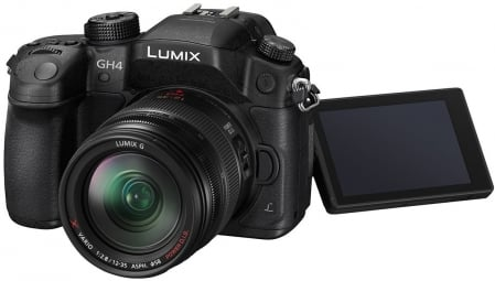 Panasonic Lumix DMC-GH4 6