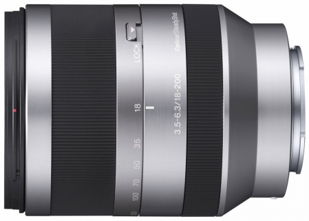 Sony E 18-200 mm f/3.5-6.3 OSS ( NEX ) 2