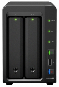 Synology DiskStation DS214 Plus 1