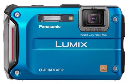 Panasonic Lumix DMC-FT4 (TS4) 5
