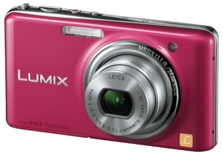 Panasonic Lumix DMC-FX77 4