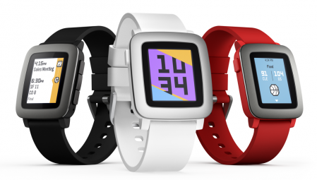Pebble Time 16