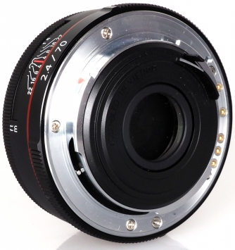 Pentax HD DA 70mm F2.4 Limited 4