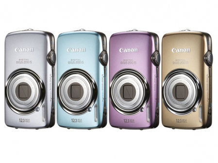Canon IXUS 200 IS (PowerShot SD980 IS) 4