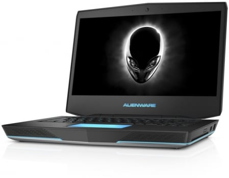 Dell Alienware 14 (2013) 3