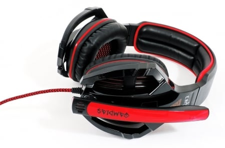 GAMDIAS Eros Stereo Gaming Headset 4